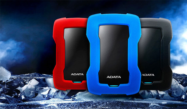 recover lost documents from ADATA External hard drive