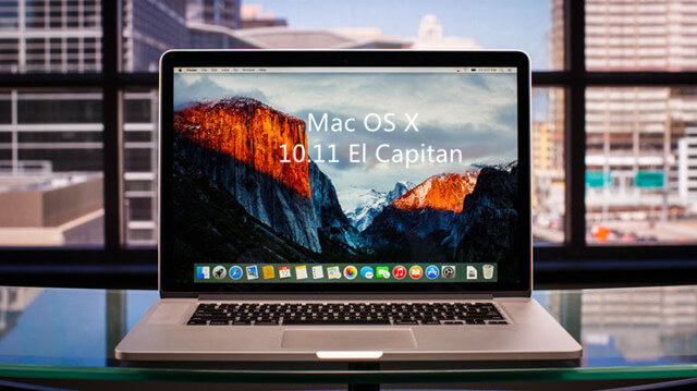 optimize Mac after installing OS X 10.11