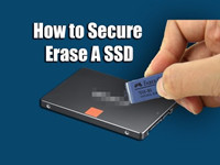 How to Permanently Erase Data on SSD?