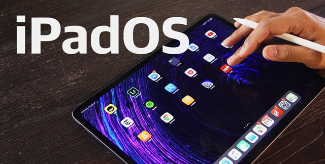 iPadOS data recovery software