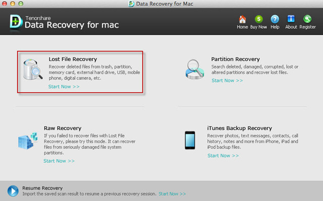 10 free Mac data recovery software