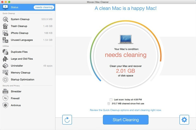 Top 10 Junk Cleaner for macOS Catalina