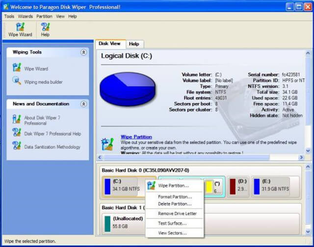 top 5 disk formatting tool for Windows and Mac