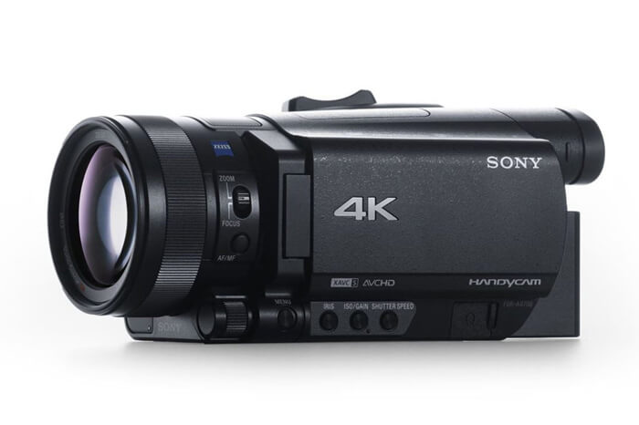 shred videos from Sony digital camcorder/action camera