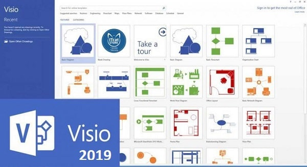recover deleted Microsoft Visio files